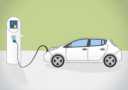 電気自動車で再エネの有効活用