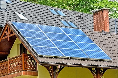 家庭の太陽光発電は安い電源