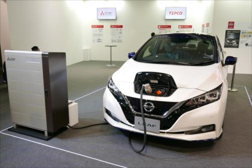 電気自動車もVPPでの活躍が期待される